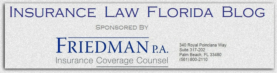 Insurance Law Florida